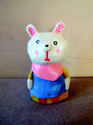 Beijing Children's Ride Character (Bunny)